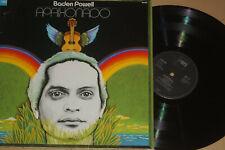 Baden Powell -Apaixonado- LP MPS Records (68.090)