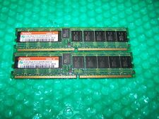4GB Hynix PC2-3200 400MHz DDR2 ECC Reg Server Memory