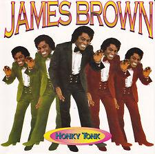 CD JAMES BROWN - HONKY TONK (1995)  EX+
