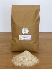Organic Stoneground Rye Flour 1.5kg
