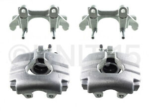 VW T5 Transporter (03-10) 308>333mm Front Calipers & Bracket Conversion Kit
