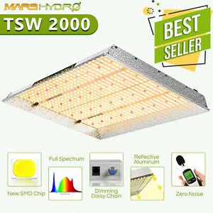 MARS HYDRO TSW 2000W Led Grow Light Full Spectrum Indoor Growing Lamps