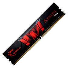 G.SKILL 8GB (8GB X 1) DDR4 2400MHZ AEGIS F4-2400C15S-8GIS