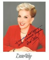 Dear Abby Autographed 8 x 10 in. Photo