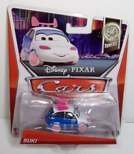 DISNEY CARS SUKI DIE-CAST TUNERS TOKYO WORLD OF CARS SEALED PIXAR MOSC 2012