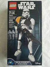 LEGO 75531 STAR WARS STORMTROOPER COMMANDER BUILDABLE FIGURE BRAND NEW MISB RARE