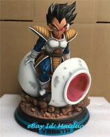 Dragon Ball Z Vegeta&Spacecraft Figurine Statue Resin Model GK Not MRC New