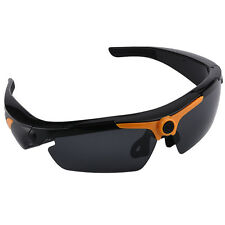 SunGlasses Camera Ski Sport Action Bike Moto 1080P Video Glasses + lens ( No SPY