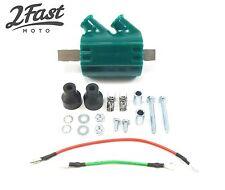 Kawasaki 12V 12 Volt Ignition Coil Dual Output High Performance 3 Ohm DC1-1 NEW