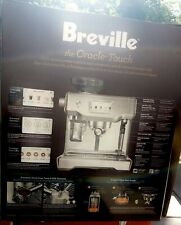 Breville The Oracle Touch Espresso Machine, BES990BSS1BUS1, BRAND NEW IN BOX