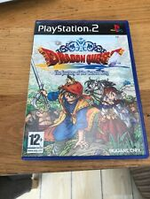 Playstation 2 PS2 Dragon Quest El periplo del rey maldito