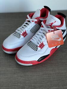 Nike Air Jordan 4 Fire Red 2020 Size 10 Deadstock