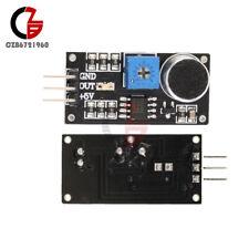 Lot PCS LM393 Microphone 0.5M Induction Distance Sound Sensor Dectection Module