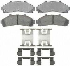 ACDelco 17D652CH Front Ceramic Brake Pads