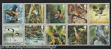 GB MNH STAMP SET 2007 Action for Species - Birds SG 2764-2773 UMM