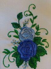 "New Moonlight Rose Design ""Royal Albert"" High Quality Napkins Set of 4"
