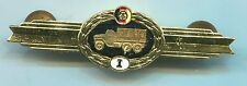 DDR East German Army Truck Driver Qualification Badge (1st Class)