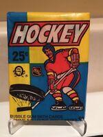 1983-84 OPC NHL Hockey Unopened Wax Pack  O-Pee-Chee