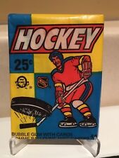 1983-84 O-Pee-Chee OPC NHL Hockey Unopened Wax Pack