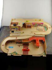 Vintage Hot Wheels Service Center Sto N Go Playset (1979) Matchbox Mattel