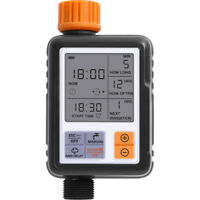 Intelligent Timing Watering Device Manual Switch Button Controller Timer A2L3