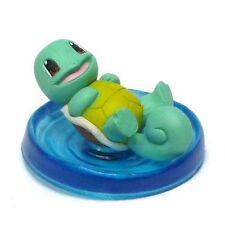 Pokemon Squirtle Pocket Monster Table Stationary Figure Clip Holder Takara Tomy