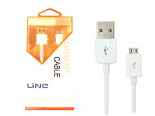 USB Data Sync Cable Charger Lead For Android Mobile Phones Tablet