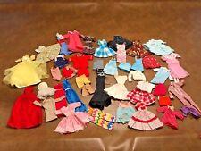 vintage barbie doll clothes lot Black Tag