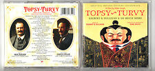 TOPSY-TURVY (Gilbert & Sullivan) 1999 Motion Picture Soundtrack CD Album
