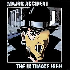 MAJOR ACCIDENT  The ultimate high CD (1996 We Bite) Neu!
