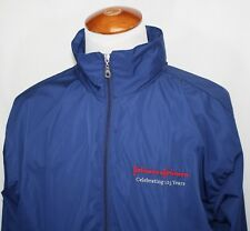 Johnson & Johnson Celebrating 125 Years Winter Jacket Blue 3XL NEW Never Worn!