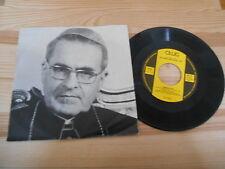 "7"" Religion Julius Kardinal Döpfner - Nach deinem Antlitz (3 Song) CALIG VERLAG"