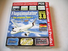 Flugsimulator 3.0 - Originale Spiele  Windows XP  (PC) Neuware