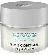 Dr. Schrammek Time Control Night Cream 50 ml. Enriching  luxury skincare  class