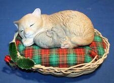 Cat and Mouse In Basket