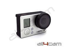 Protective UV Lens Cover fits GoPro HERO3 3+ 4 Glass Lens Cap