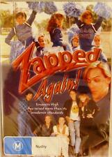 ZAPPED AGAIN - TODD ERIC ANDREWS KELLI WILLIAMS COMEDY NEW DVD MOVIE SEALED