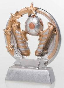 """Fußball-Pokal """"Resin-Figur"""" mit Ihrer Wunschgravur (39298)"""