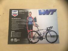 Gabrielle Pilote Fortin WNT-ROTOR Pro Cycling Women's Rider Card