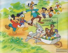 dominica block87 (complete issue) unmounted mint / never hinged 1984 Walt-Disney