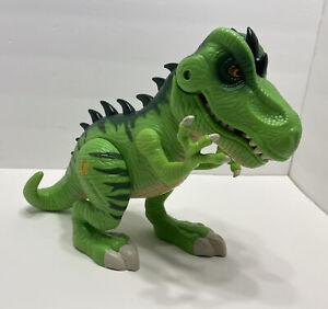 Hasbro Jurassic World T-Rex Light And Sound Dinosaur Tested Works