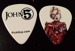 John 5 Guitar Pick Rare New Zombie John5 Manson