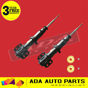 2 Front Struts Ford Territory SX SY 4WD Gas Struts Shock Absorbers1 03-05/2007
