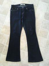 """WOMENS, ABERCROMBIE & FITCH, """"MADISON"""" PERFECT STRETCH, BOOT, SIZE 29W,  #1260"""