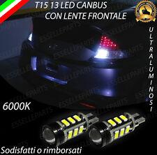 LAMPADE RETROMARCIA 13 LED T15 W16W CANBUS HONDA INSIGHT NO ERROR