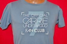 CARRIE UNDERWOOD 7 Year Fan Club T-SHIRT S Country Music