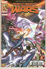 SECRET WARS #4 avril 2016 (français/french) Couverture 2/2
