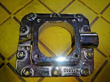 DETRIOT DIESEL 5167741 HEAT EXCHANGER END PLATE CUSTOM CHROME PLATE