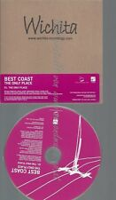 CD--PROMO--BEST COAST--THE ONLY PLACE