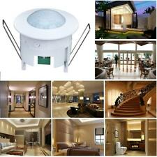 360 Degree PIR Motion Sensor Light Switch Ceiling Recessed Switch Detector
